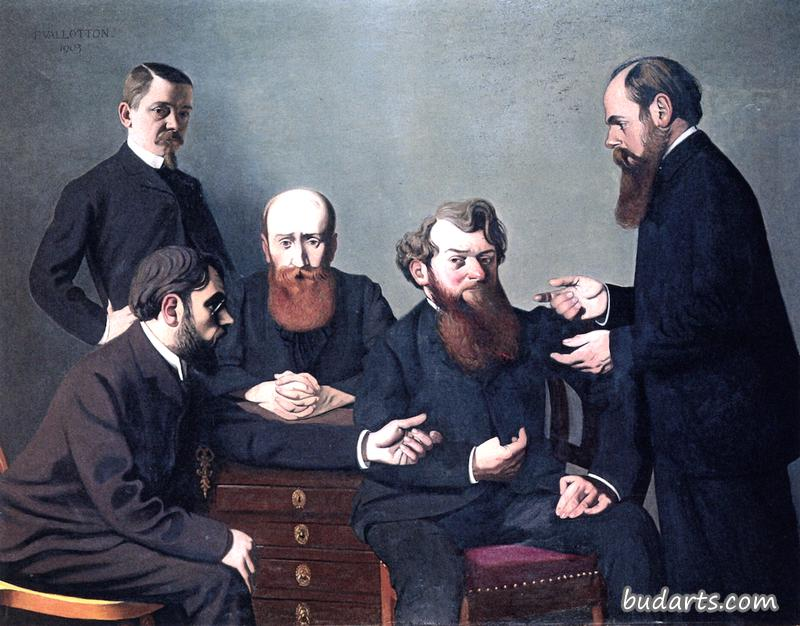 The Five Painters