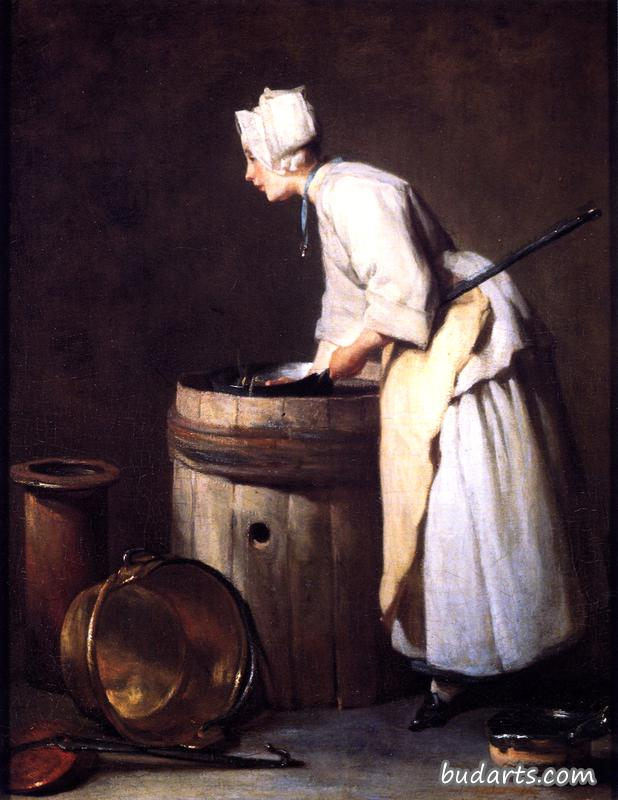The Scullery Maid