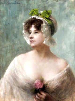 The Green-Ribboned Bonnet