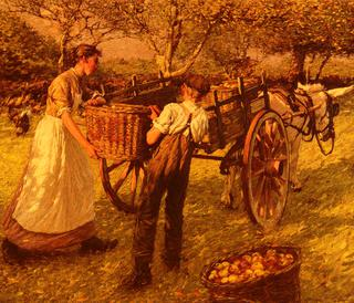A Sussex Orchard